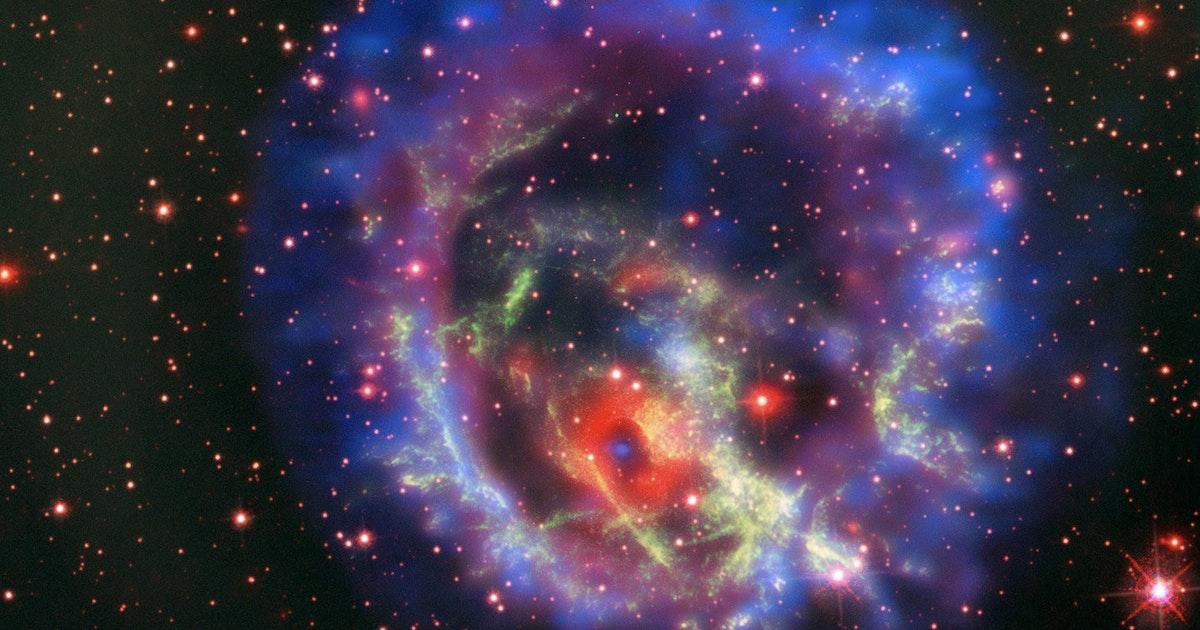 Deze sterexplosie was 1700 jaar geleden zichtbaar aan de hemel - Eos Wetenschap