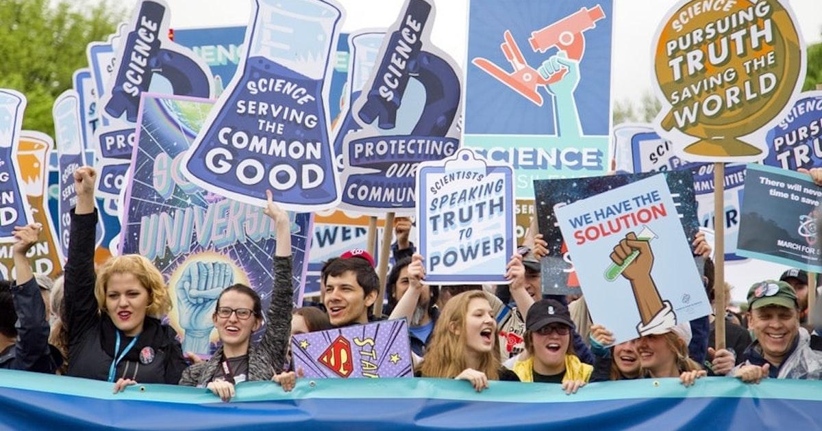 Het vertrouwen in wetenschap is niet zoek - Eos Wetenschap