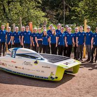 Punch Powertrain Solar Team